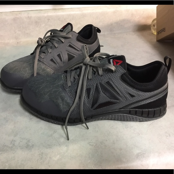 ... reebok shoes mens steel toe work tennis poshmark ... 1683cf039